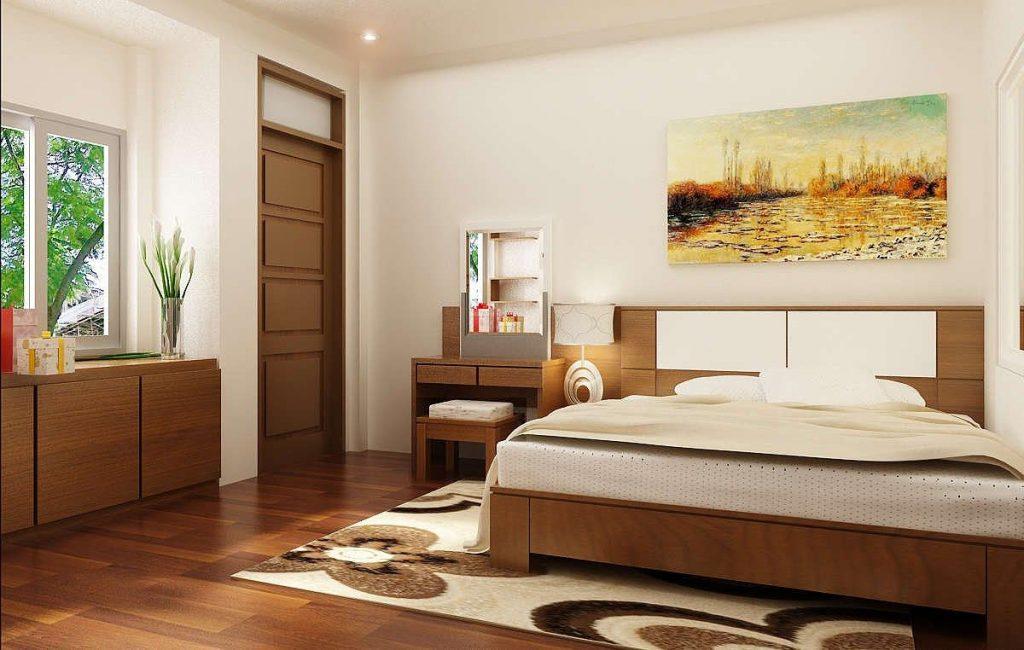 Hướng dẫn bố trí phòng ngủ hợp phong thủy