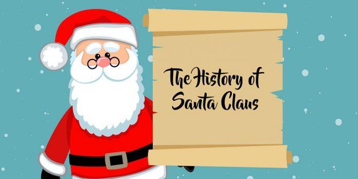 Khám phá truyền thuyết ông già Noel